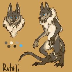 New Species (Rutali)