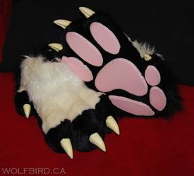 New Sergal Feet