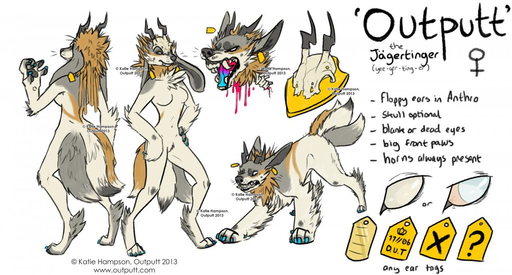 (old art)Outputt Reference