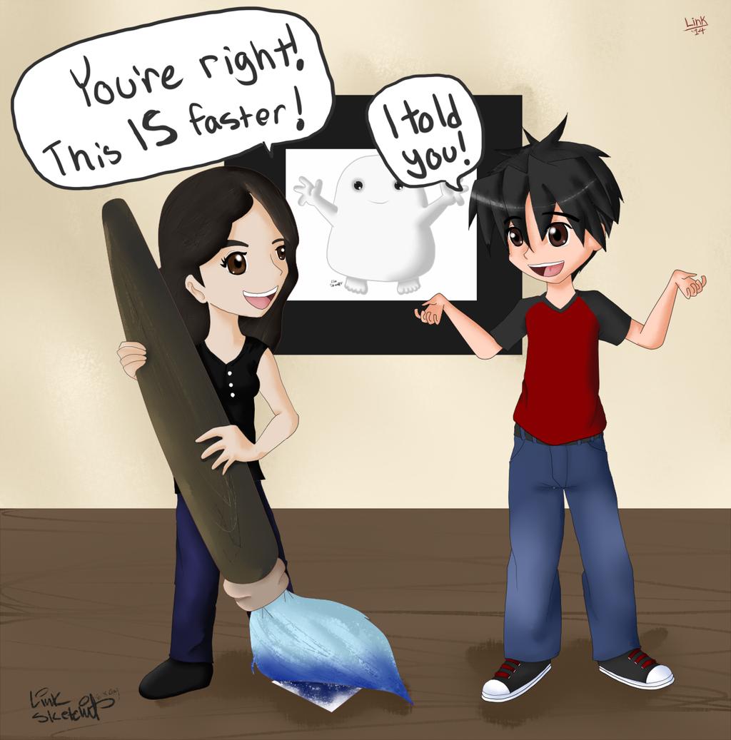 Erin's Paintbrush