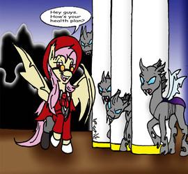 """The Pegasus of Luna is my name"""