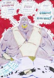 Fattening moments 19 Bigfoot
