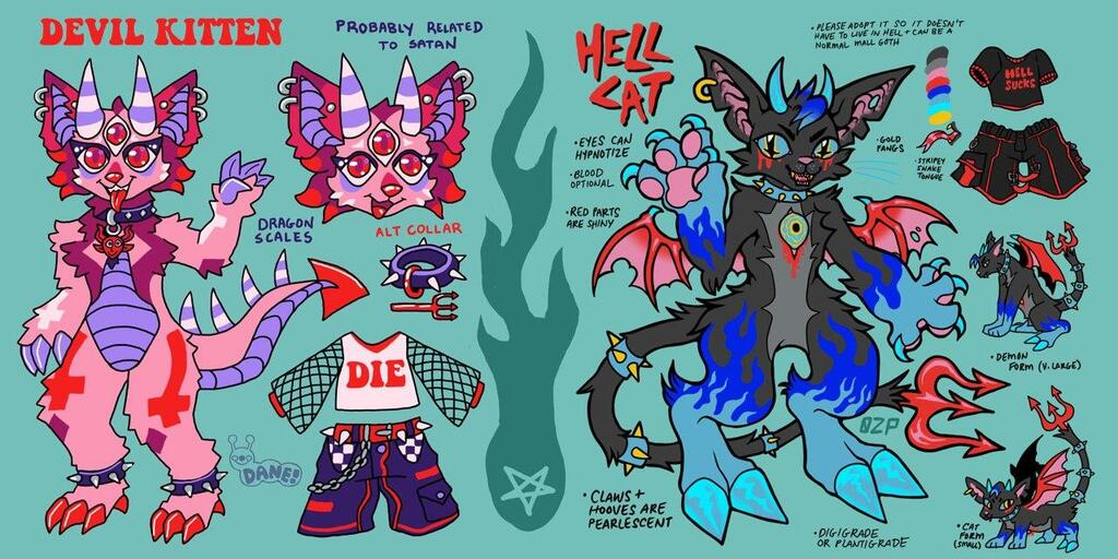 (OPEN) Collab Adopts With Opalpence