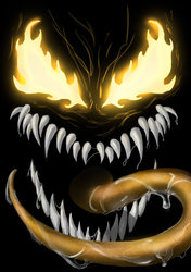 Don't let the symbiote bite (COM)