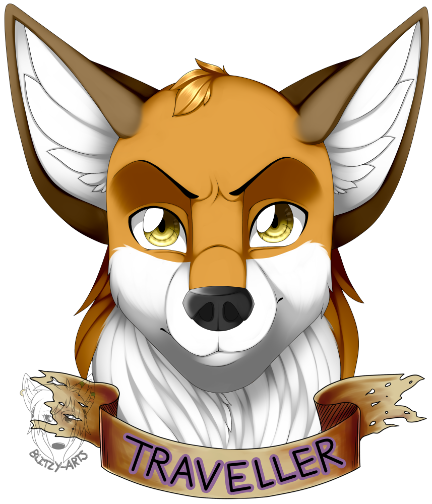 Badge Commission: Traveller