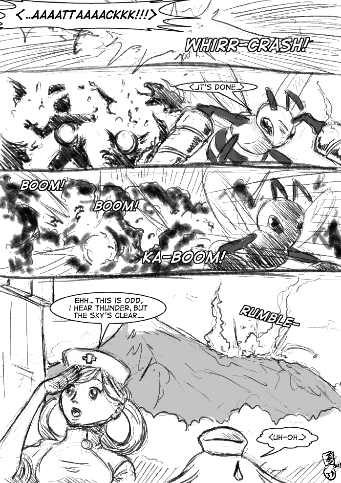 Featured image: S'Zira's Nuzlocke adventure, page 39