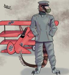 (Commission) Bad Mother Fokker