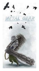 Metal Gear Ferret - Vulcan Raven