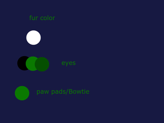 Snowball color pallet