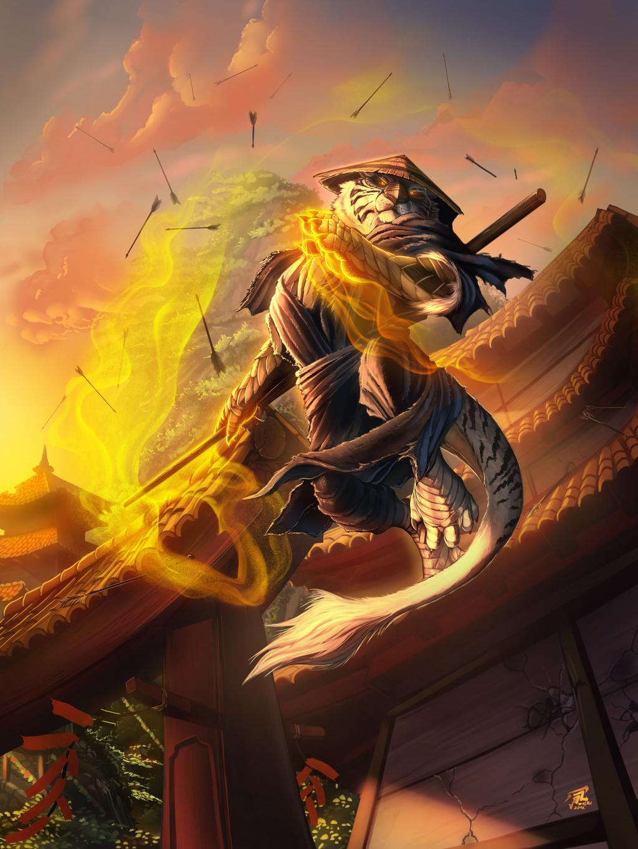 Revenant Monk