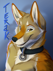Terak Badge