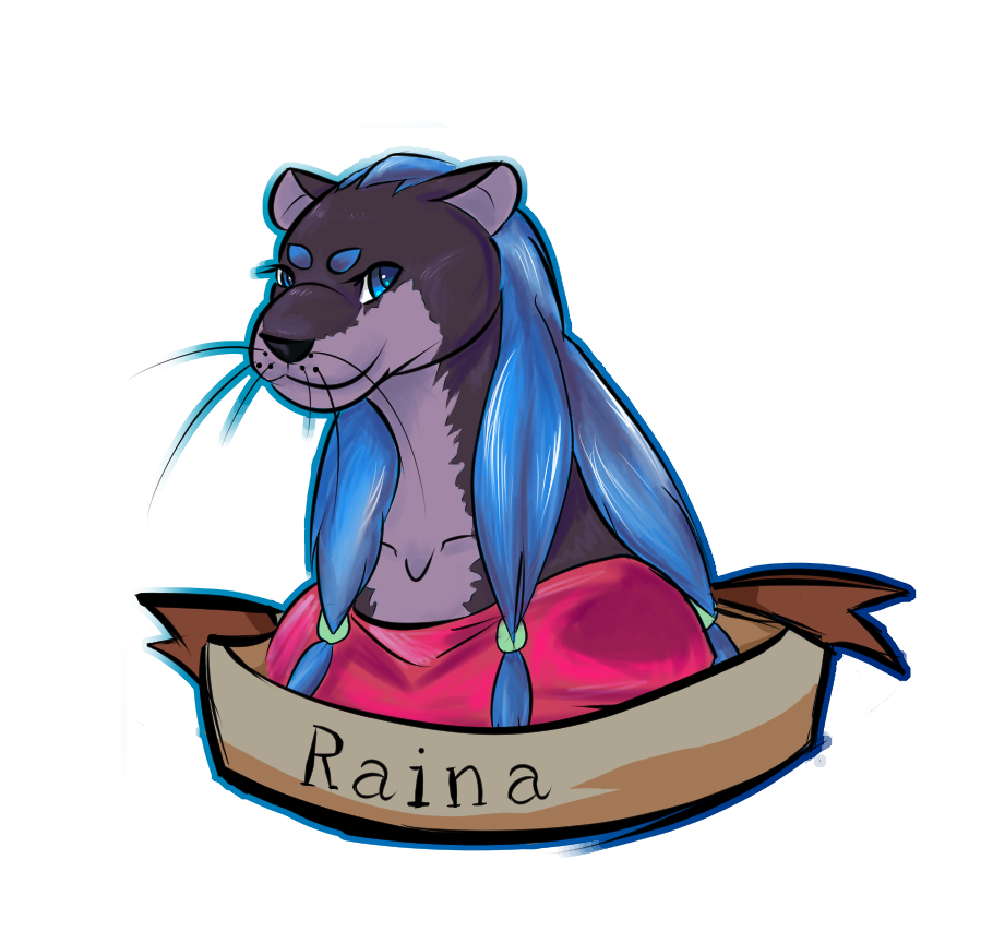Raina Badge