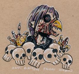 [gift] zombirthday
