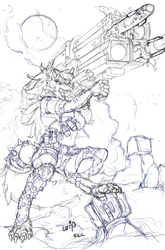 Hellfire Sketch