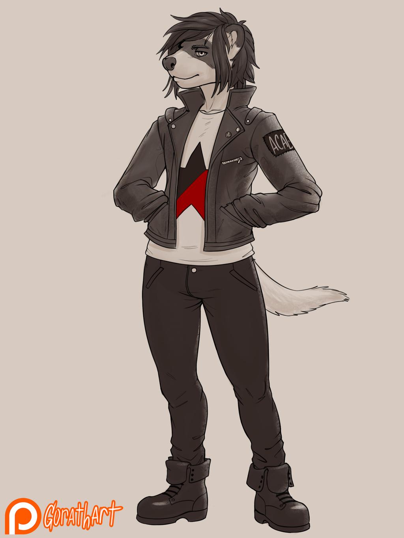 Most recent image: Comrade Ferret