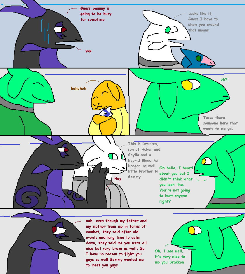 Meeting the Son part 4