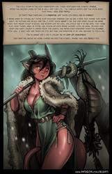Darkest Depths Page. 1