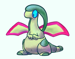 Pazu the Flygon