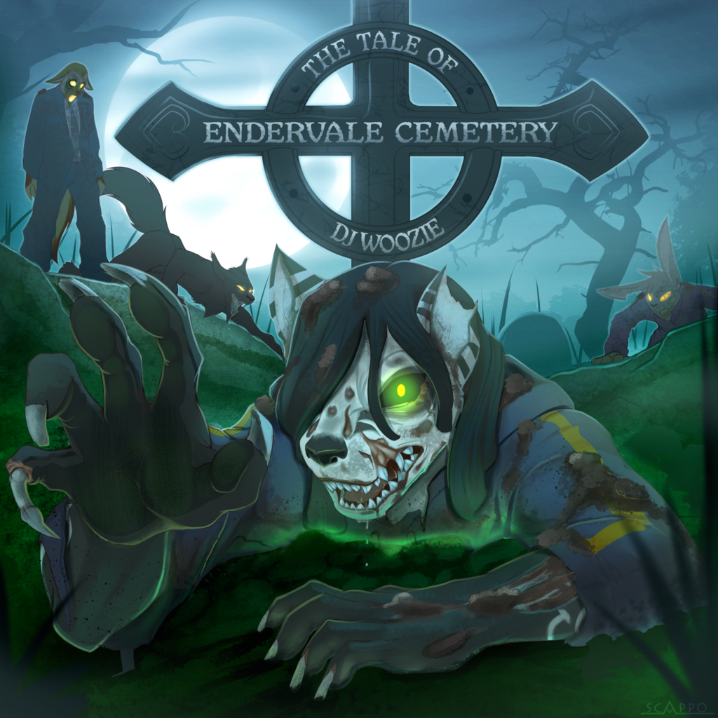 The Tale of Endervale Cemetery...