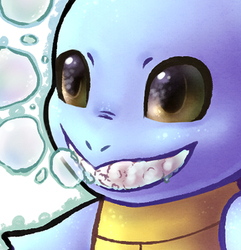 007 - Shiny Squirtle