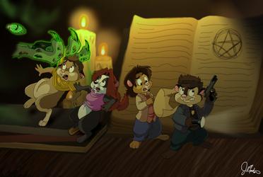 Supernatural Hamsters
