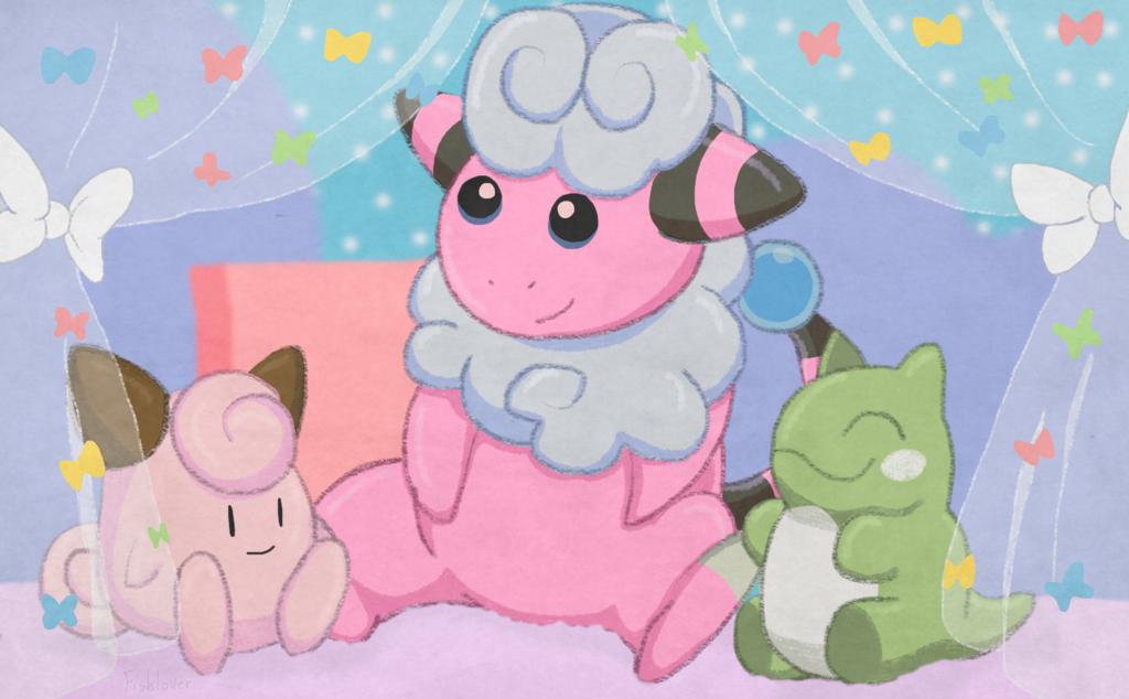 Stuffed Fluff