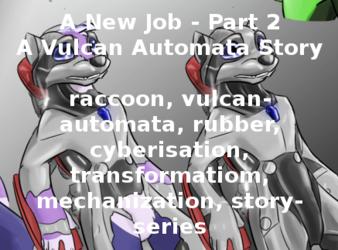 A New Job - Part 2