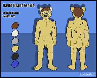 Commission: David Reference Sheet