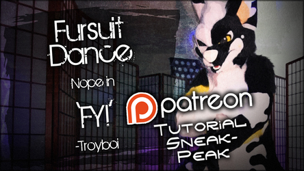 Fursuit Dance / Nope / 'FYI' - Troyboi //