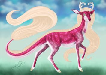 Sakura commission for Nipper