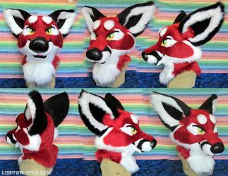 Red Fox Head