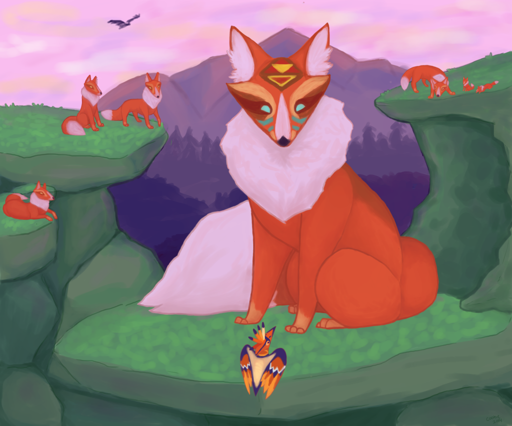 Most recent image: Secrets of Raetikon - Isadora the Fox Queen