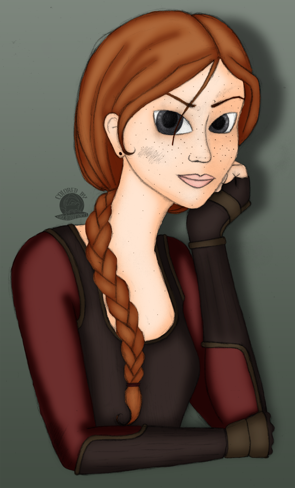 Quidditch Player Ginny