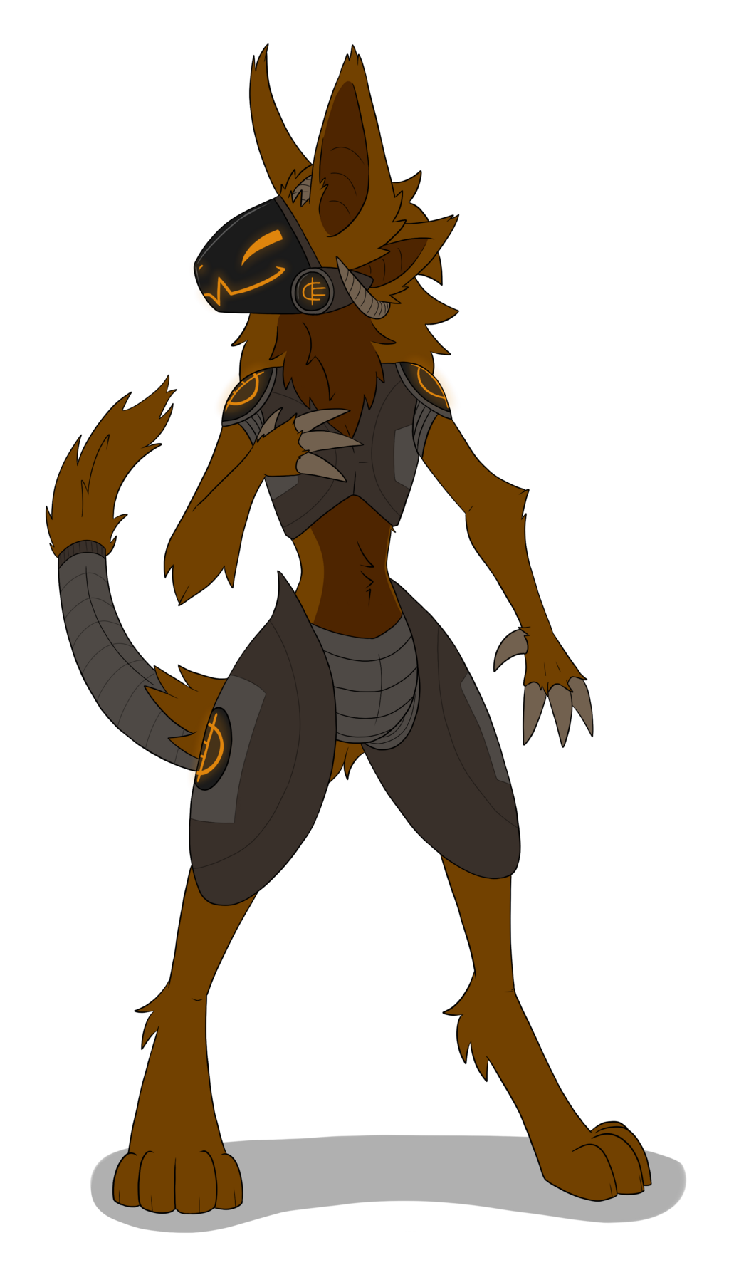 Protogen Character