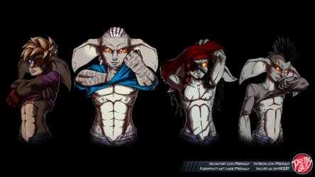Asura Quartet