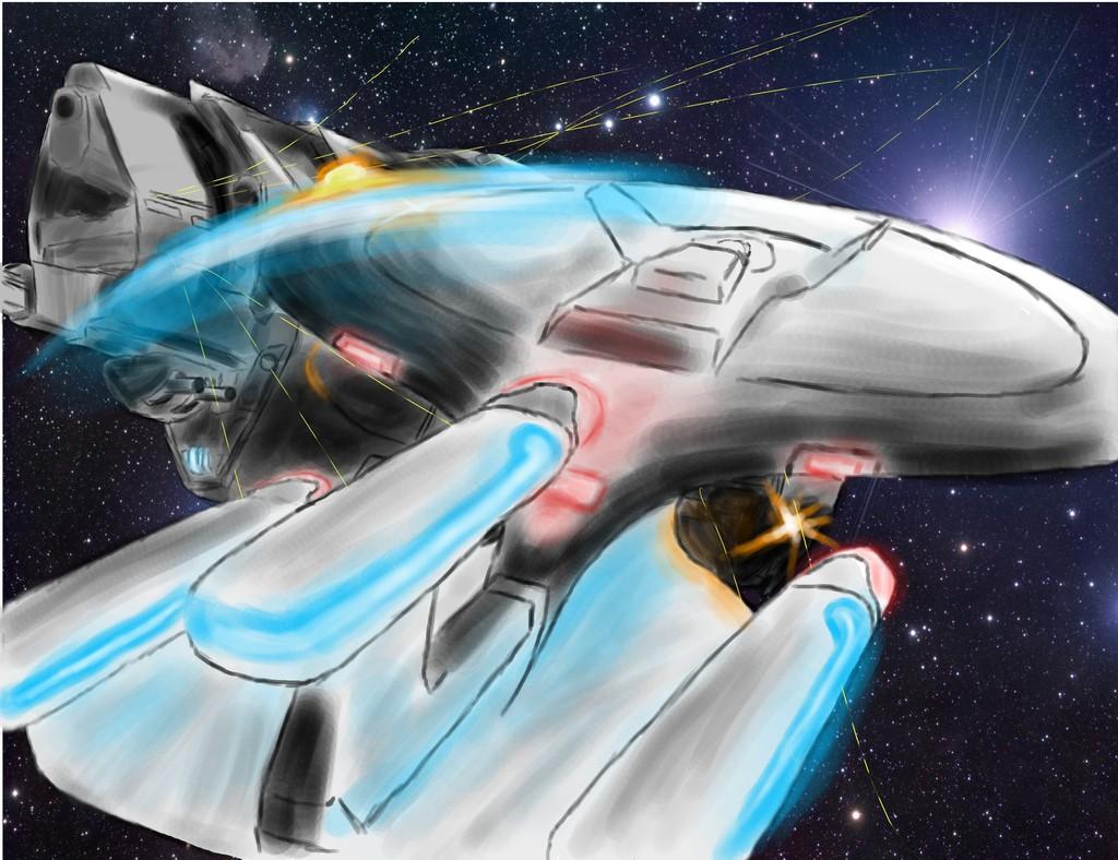 Space Battles 1: Halo Trek