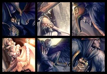 Twelve Brothers Detail Shots