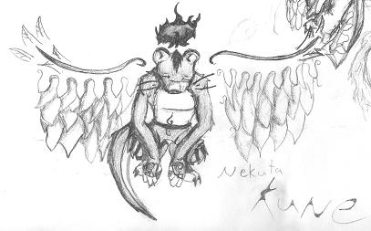 Kune - The Angel of Sin