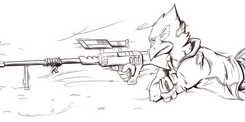 Falco Sniper