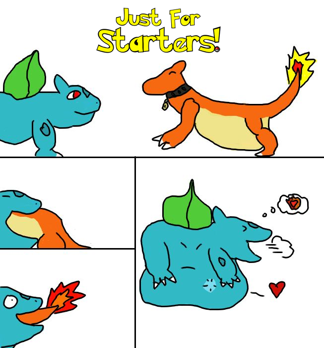 Just For Starters! (#001 Bulbasaur) - by Zearo8