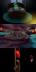 Short Horror-Mystery-Fantasy RPGMaker Game (Artwork WIPs!)