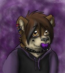 Uhm... *blush* I'm a big bear, right?
