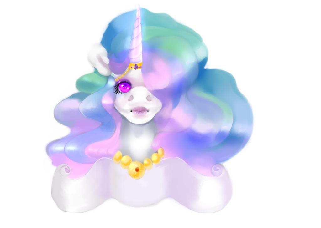 Princess Celestia 01