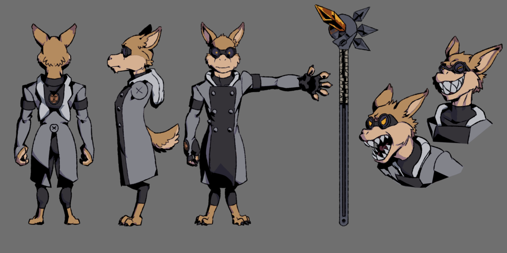 Gremlin Character Sheet