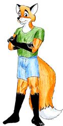 (1997) Foxamodo