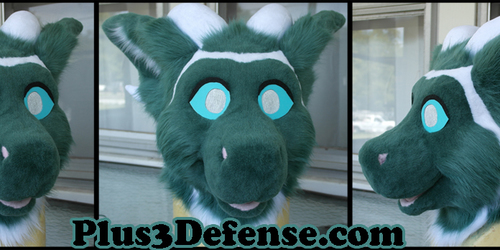 Jace the Dutch Angel Dragon Partial