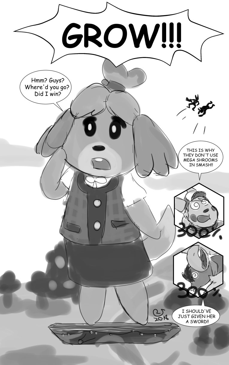 Patreon: Training Isabelle 3