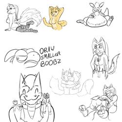 Doodles [2/22/16]