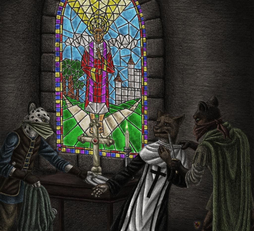 Raiding the Chapel