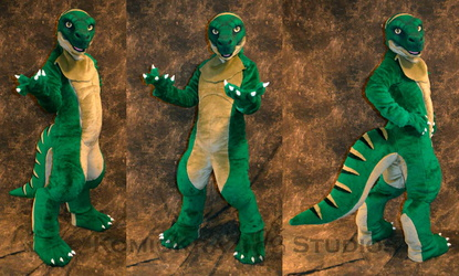 Orna Fulsamee the Gecko/Alligator/Snake Hybrid